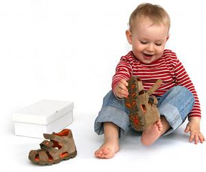 Как выбирать детскую обувь
