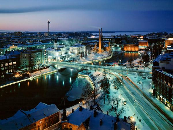 Туры в Тампере, Финляндия