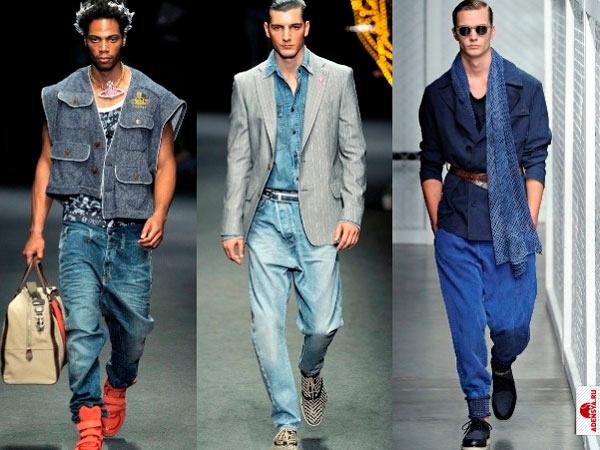 Новинки мужской моды весна-лето 2013