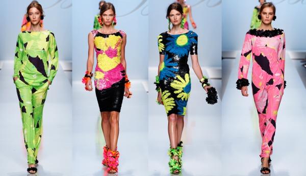 Летняя мода 2013: гавайские мотивы
