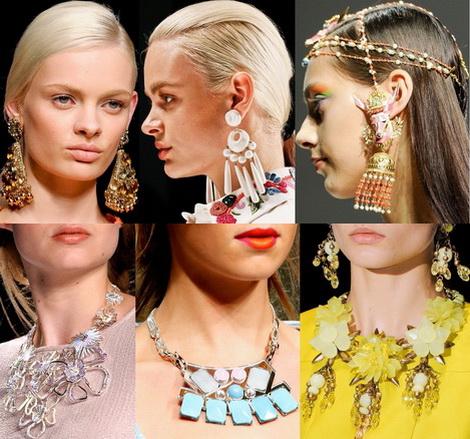 Модная бижутерия 2013