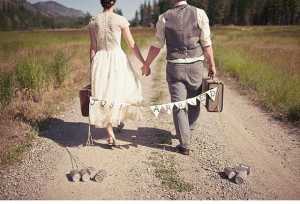 Свадьба в стиле «рустик»