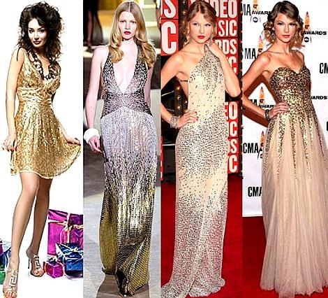 Летняя мода 2013: блестящая чешуя