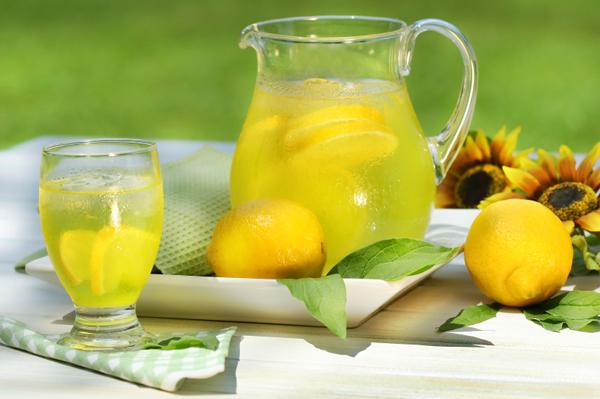 полезные летние напитки