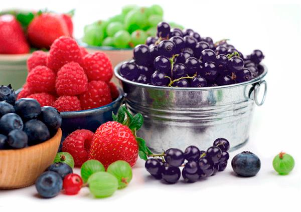 полезные летние продукты