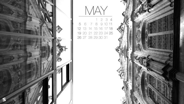 стильные обои май 2013