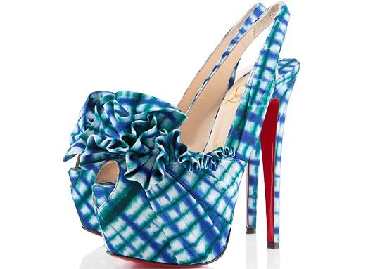Летняя мода 2013:обувь