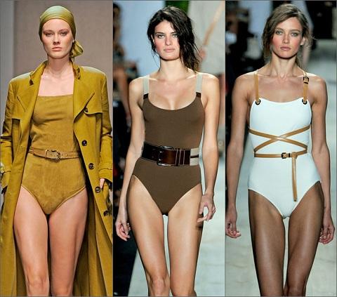 Пляжная мода 2013: купальники (часть 2)