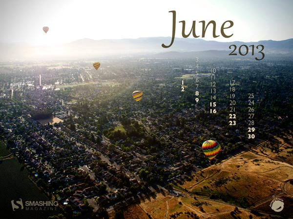 красивые летние обои 2013