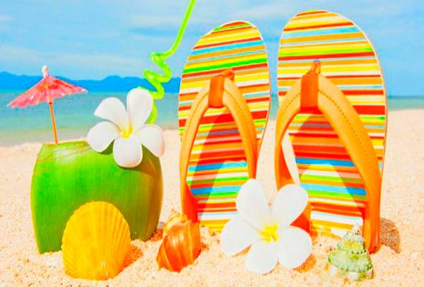 подготовка к летнему отдыху