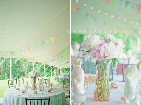 цветочные композиции для свадебного зала