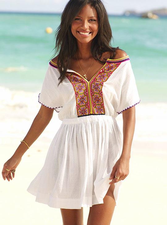 1995bf14316 Модные летние платья и сарафаны 2013