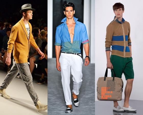 Модные  лета-2013
