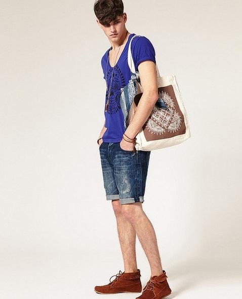 Мужская мода лета 2013