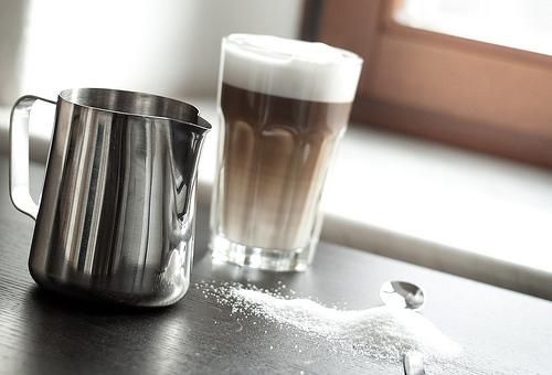 Летние кофейные напитки