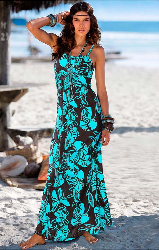 Модные сарафаны 2013