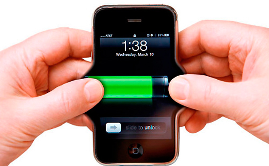 продлить заряд батареи телефона