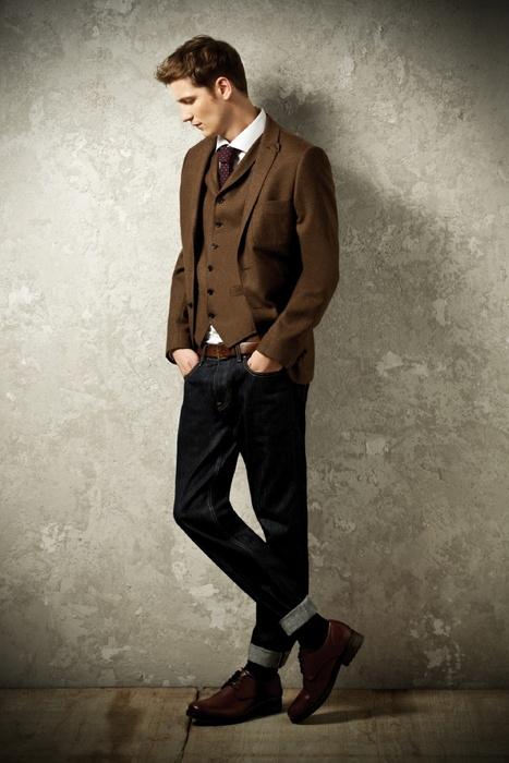 Мужская мода: 60-е возвращаются! | HiveMind