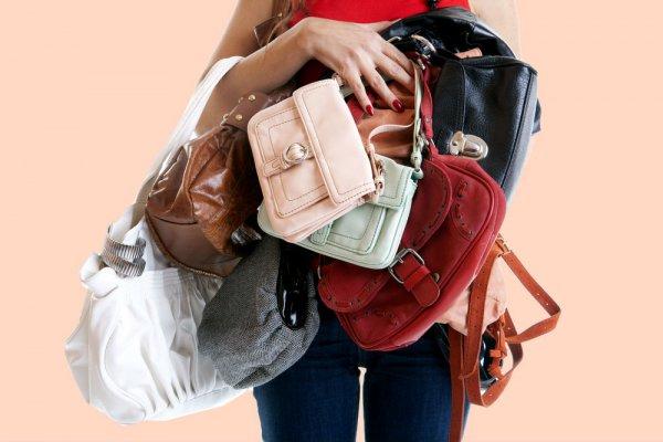 выбрать сумочку на осень