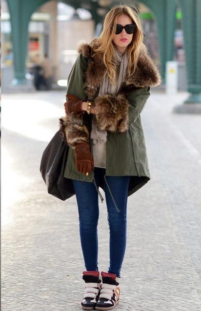 Модные кеды 2013 и с чем их носить
