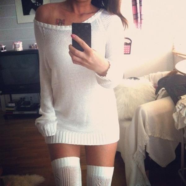 Модные свитера 2013