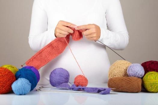 лучшие хобби для беременных