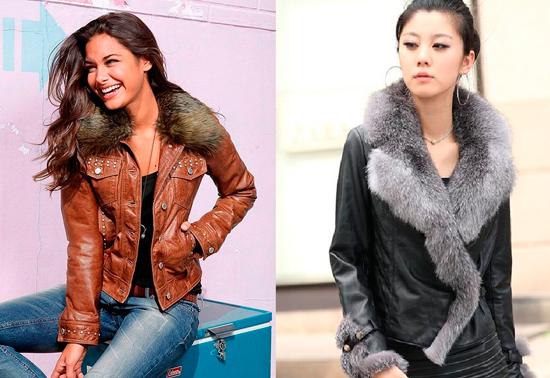 модные кожаные куртки 2013-2014