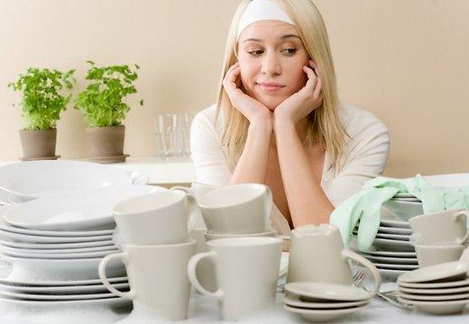 ручная мойка посуды или посудомоечная машина