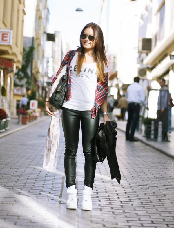 Модный обувной тренд – сникерсы