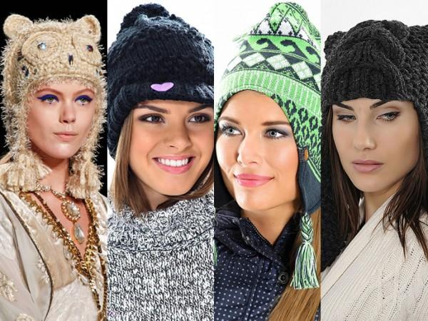 модные вязаные шапки 2013 Hivemind