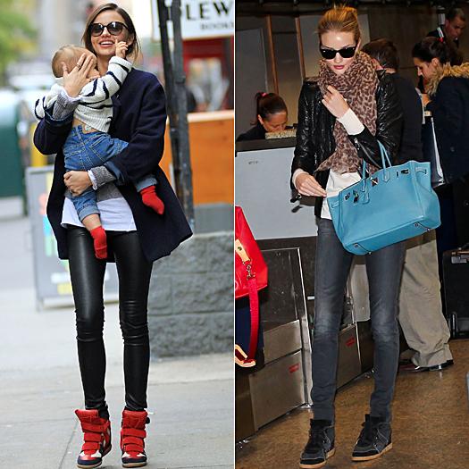 Модные сникерсы 2013