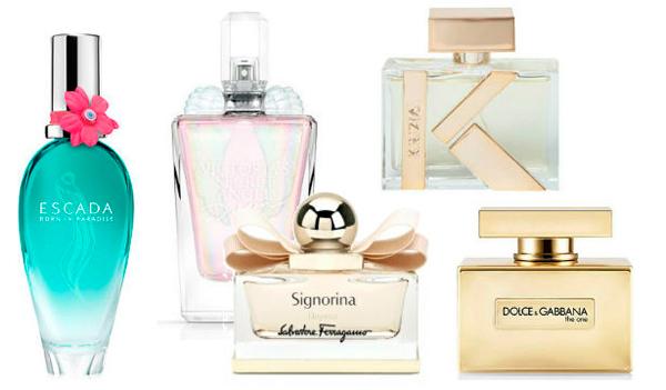 новинки парфюмерии зима 2013/2014