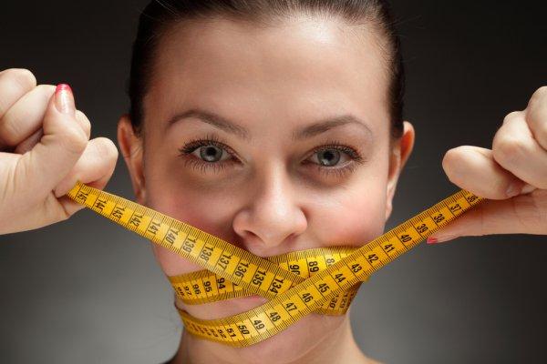 Похудеть за месяц до Нового года