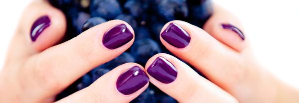 покрыте ногтей Shellac