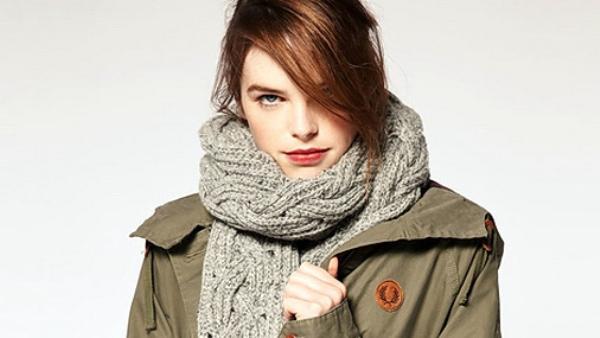 как выбрать новый шарф