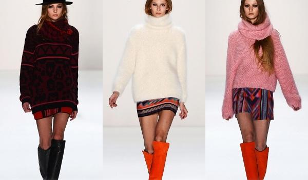 модные свитера 2013-2014