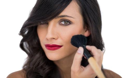 макияж чтобы лицо казалось худым