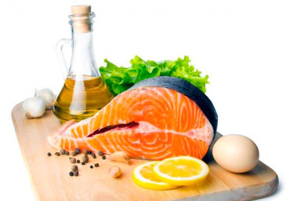 продукты богатые Омега-3 жирными кислотами