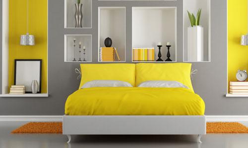 как сделать спальню просторнее