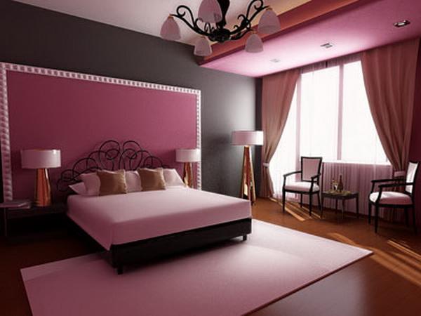 идеи интерьера для спальни фото