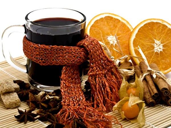 продукты от простуды и гриппа