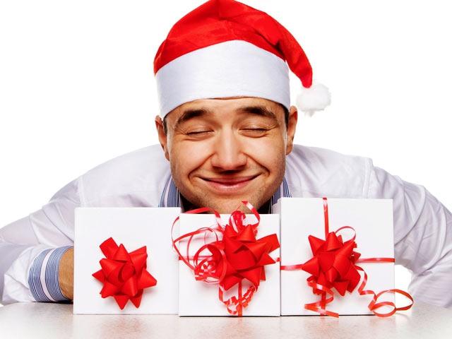 идеи новогодних подарков мужчине