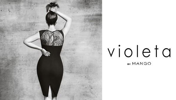 линия plus-size одежды Violeta от Mango