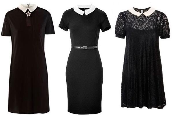Модные платья зимы 2014
