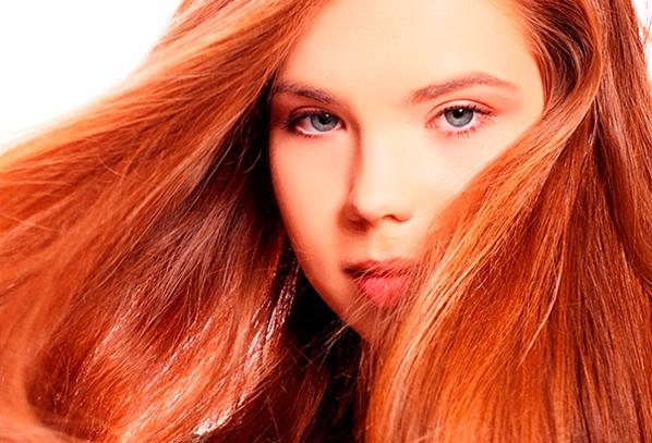сделать волосы гладкими и блестящими