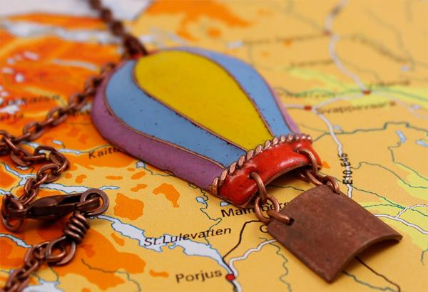 подарок любительнице путешествий