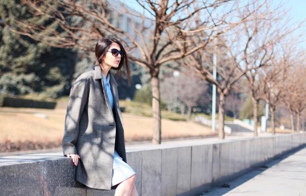 уличная мода Дойна Чобану