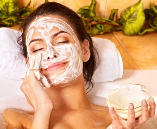 домашние лифтинг маски для лица