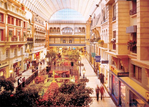 лучшие торговые центры в мире