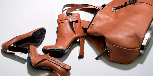 правильное сочетание сумки и обуви